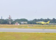 HAL re-commences Flight testing of Modified Intermediate Jet Trainer