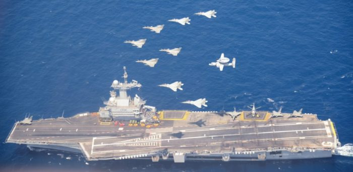 Navies of India and France conclude Varuna exercise