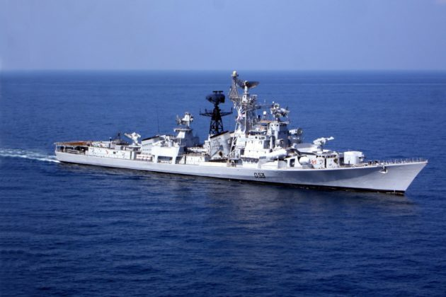 Frontline missile destroyer INS Ranjit to retire ?on May 6?