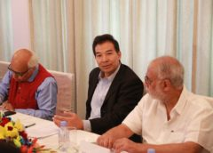 Chinese envoy vouches for need to strengthen civilisational relations
