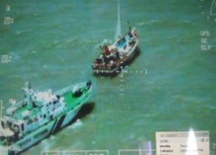 Pak boat seized off Gujarat coast, Heroin worth over Rs 400 cr recovered
