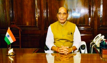 Rajnath Singh to visit Siachen Glacier tomorrow to review security situation